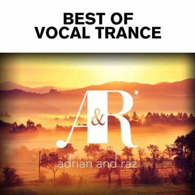 VA - Adrian & Raz - Best Of Vocal Trance (2015)